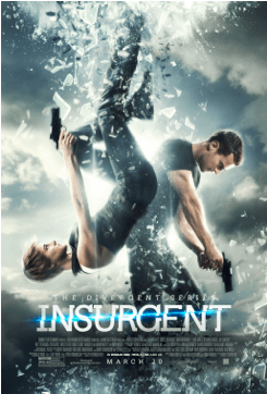 TICKETS ON SALE NOW FOR INSURGENT MOVIE: MOVIE NEWS