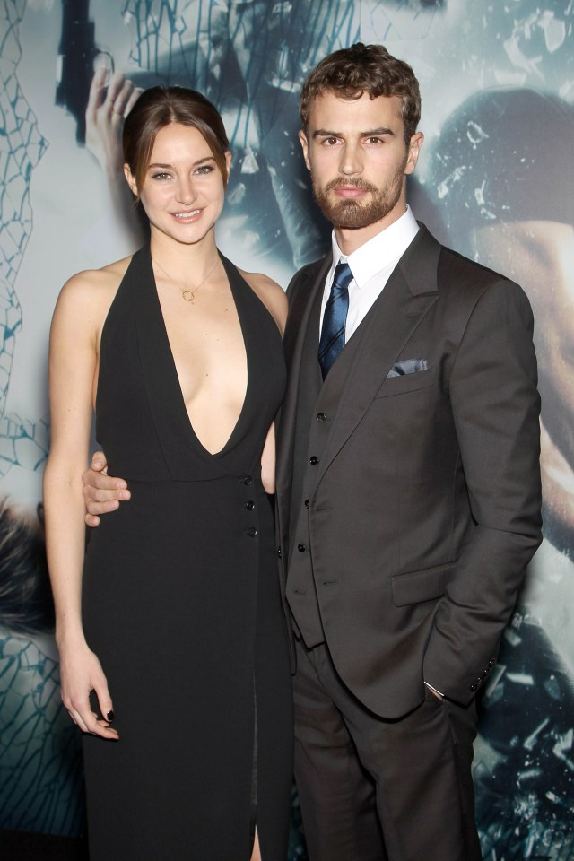 NYC PREMIERE MOVIE PHOTOS OF THE DIVERGENT SERIES: INSURGENT – MOVIE NEWS