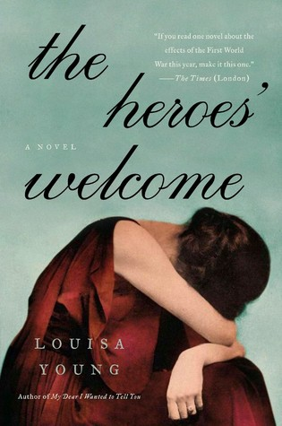 THE HEROES' WELCOME BY LOUISA YOUNG: BOOK REVIEW