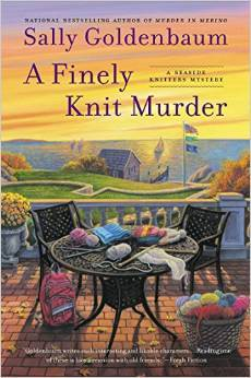FINELY KNIT MURDER (A SEASIDE KNITTERS MYSTERY, BOOK #9) BY SALLY GOLDENBAUM