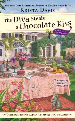 THE DIVA STEALS A CHOCOLATE KISS (A DOMESTIC DIVA MYSTERY #9): BOOK REVIEW
