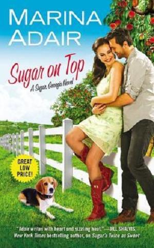 SUGAR ON TOP (SUGAR, GEORGIA, BOOK #2) BY MARINA ADAIR: BOOK REVIEW