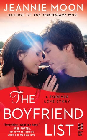 THE BOYFRIEND LIST (FOREVER LOVE, BOOK #5) BY JEANNIE MOON: BOOK REVIEW