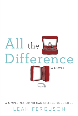 ALL THE DIFFERENCE BY LEAH FERGUSON: BOOK REVIEW