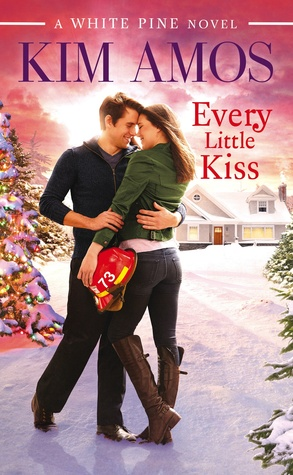 EVERY LITTLE KISS (WHITE PINE #3) BY KIM AMOS: BOOK REVIEW