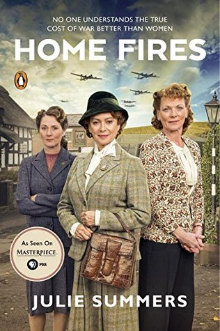 HOME FIRES BY JULIE SUMMERS: BOOK REVIEW