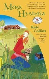 MOSS HYSTERIA (A FLOWER SHOP MYSTER #18) BY KATE COLLINS: BOOK REVIEW
