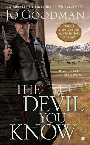 THE DEVIL YOU KNOW BY JO GOODMAN: BOOK REVIEW