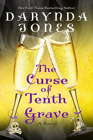 THE CURSE OF TENTH GRAVE (CHARLEY DAVIDSON, BOOK #10) BY DARYNDA JONES: BOOK REVIEW