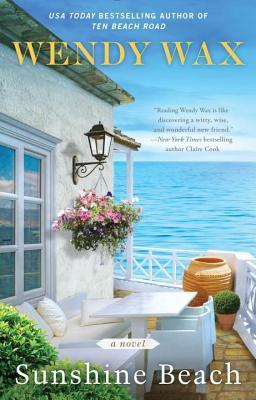 SUNSHINE BEACH (TEN BEACH ROAD, BOOK #4) BY WENDY WAX: BOOK REVIEW