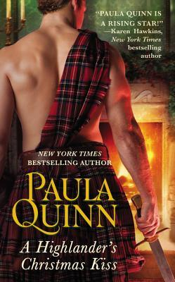 A HIGHLANDER'S CHRISTMAS KISS (THE MACGREGORS: HIGHLAND HEIRS, BOOK #5) BY PAULA QUINN: BOOK REVIEW