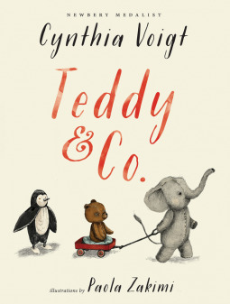 TEDDY & CO BY CYNTHIA VOIGT: BOOK REVIEW