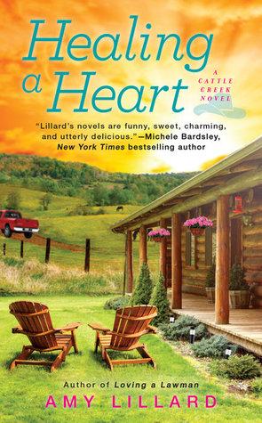 HEALING A HEART (CATTLE CREEK, BOOK#2) BY AMY LILLARD: BOOK REVIEW