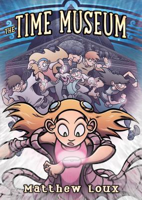 THE TIME MUSEUM (THE TIME MUSEUM #1) BY MATTHEW LOUX: BOOK REVIEW
