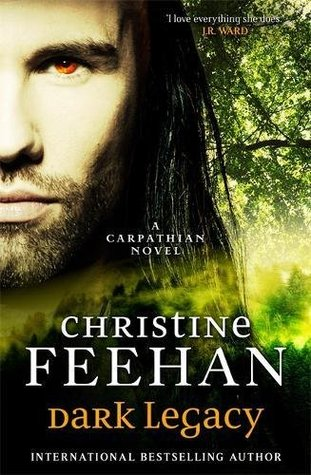 DARK LEGACY (DARK #31) BY CHRISTINE FEEHAN: BOOK REVIEW