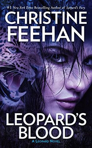 LEOPARD'S BLOOD (LEOPARD PEOPLE #10) BY CHRISTINE FEEHAN: BOOK REVIEW