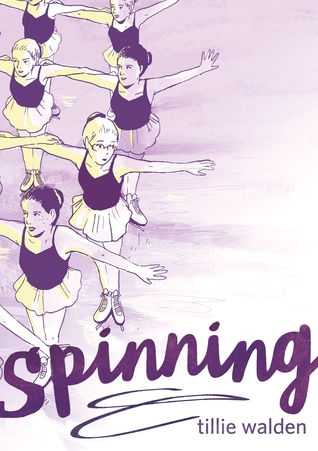 SPINNING BY TILLIE WALDEN: BOOK REVIEW