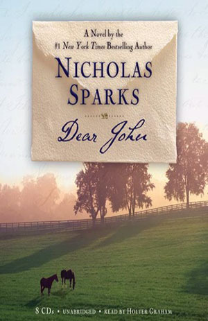 DEAR JOHN BY NICHOLAS SPARKS: BOOK REVIEW