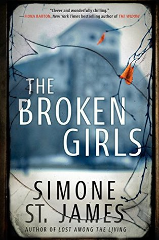 THE BROKEN GIRLS BY SIMONE ST. JAMES: BOOK REVIEW