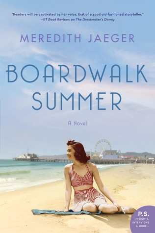 BOARDWALK SUMMER BY MEREDITH JAEGER: BOOK REVIEW