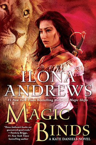 MAGIC BINDS (KATE DANIELS, BOOK #9) BY ILONA ANDREWS: BOOK REVIEW