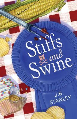 STIFFS AND SWINE (A SUPPER CLUB MYSTERY, #4) BY ELLERY ADAMS: BOOK REVIEW