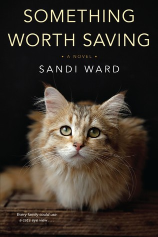 SOMETHING WORTH SAVING BY SANDI WARD: BOOK REVIEW