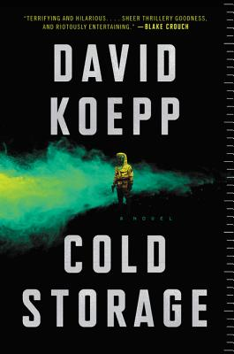 COLD STORAGE BY DAVID KOEPP: BOOK REVIEW