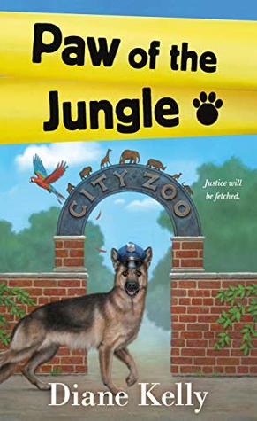 PAW OF THE JUNGLE BY DIANE KELLY: BLOG TOUR