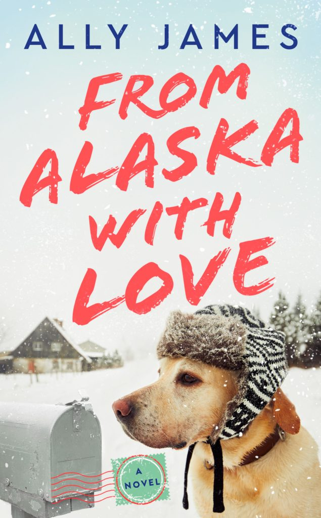 FROM ALASKA WITH LOVE BY ALLY JAMES: BOOK REVIEW