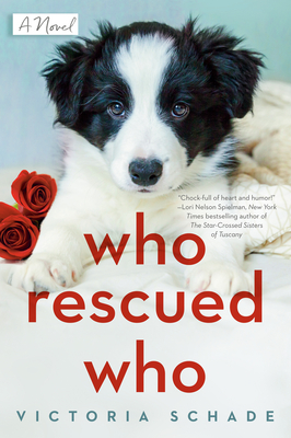 WHO RESCUED WHO BY VICTORIA SCHADE: BOOK REVIEW