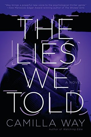 THE LIES WE TOLD BY CAMILLA WAY: BOOK REVIEW