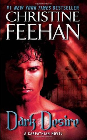 DARK DESIRE (DARK, BOOK #2) BY CHRISTINE FEEHAN: BOOK REVIEW