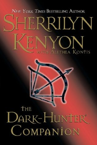 THE DARK-HUNTER COMPANION BY SHERRILYN KENYON & ALETHEA : KONTIS BOOK REVIEW