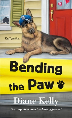 BENDING THE PAW (PAW ENFORCEMENT #9) BY DIANE KELLY: BOOK REVIEW