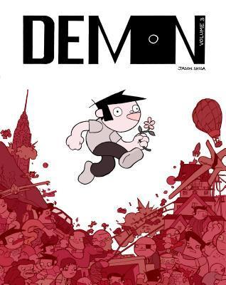 THE DEMON, VOL. 3 (THE DEMON QUARTET, #3) BY JASON SHIGA: BOOK REVIEW