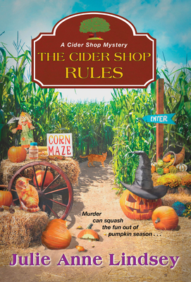 THE CIDER SHOP RULES (A CIDER SHOP MYSTERY #3) BY JULIE ANNE LINDSEY: BOOK REVIEW