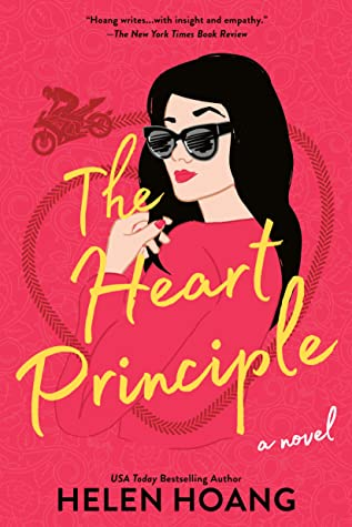 THE HEART PRINCIPLE (THE KISS QUOTIENT, #3) BY HELEN HOANG: BOOK REVIEW