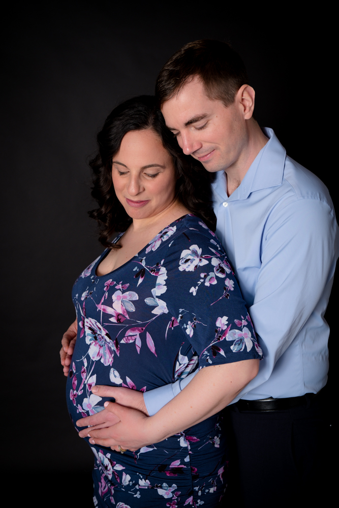Fisk Couple Maternity