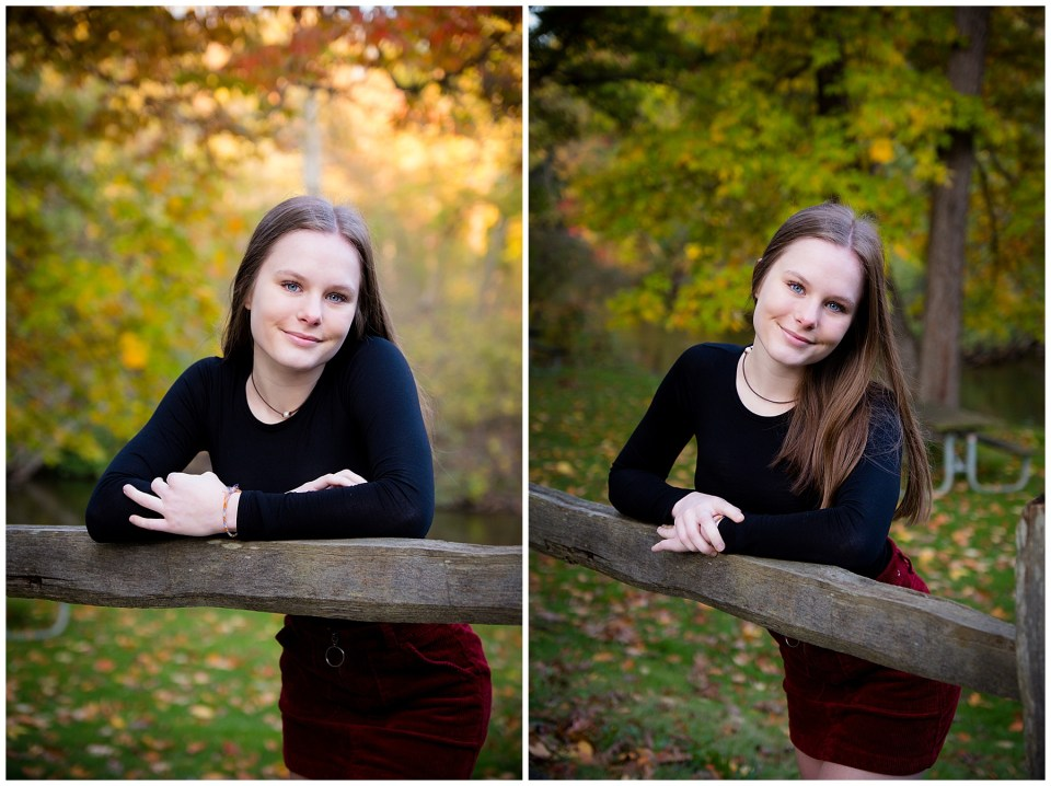 Chelsea High School Senior Photos
