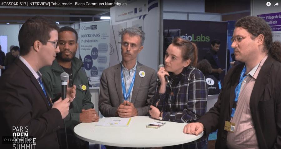 Les communs – Paris Open Source Summit 2017
