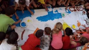 Campamento urbano Salesianos Trinidad