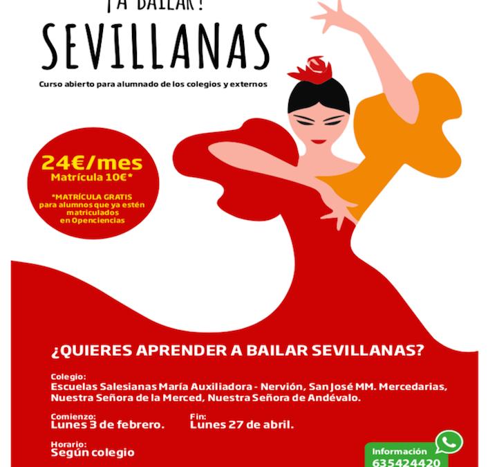 A Bailar Sevillanas