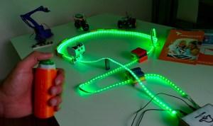 robotica-sevilla-carrera-led