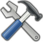 Tools, Hammer, Spanner