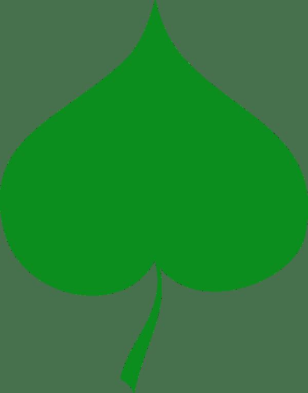 clipart - spring symbol linden