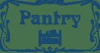Clipart - Pantry door sign