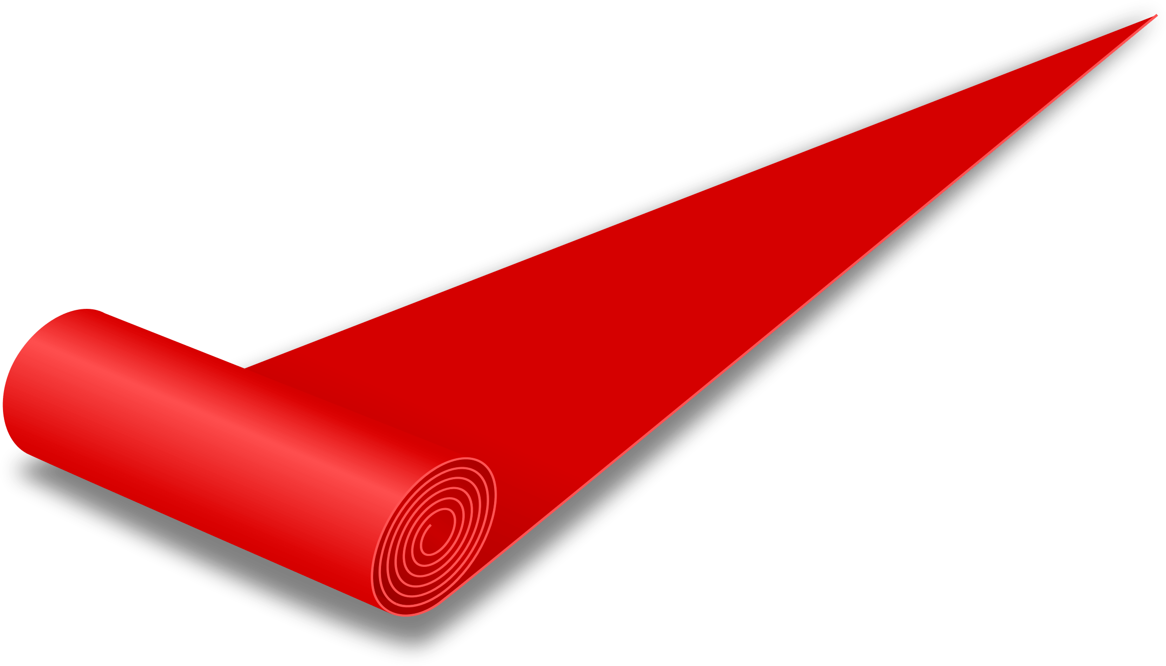 Roter Teppich Vektor Clipart Red Carpet