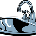 Bathroom sink clip art clipart sink