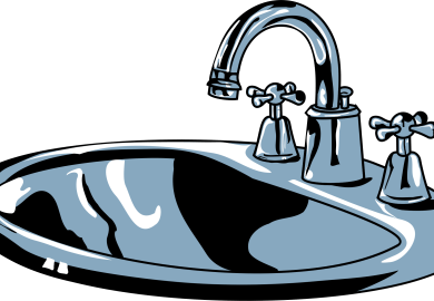 Bathroom Sink Clip Art